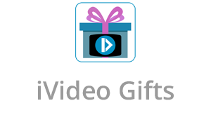 iVideo Gifts Logo+Text Bottom